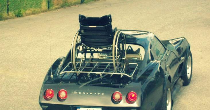 hjul og bil